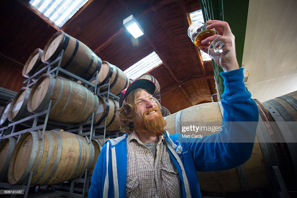 Popularity Of Craft Beers Continues To Grow : News Photo