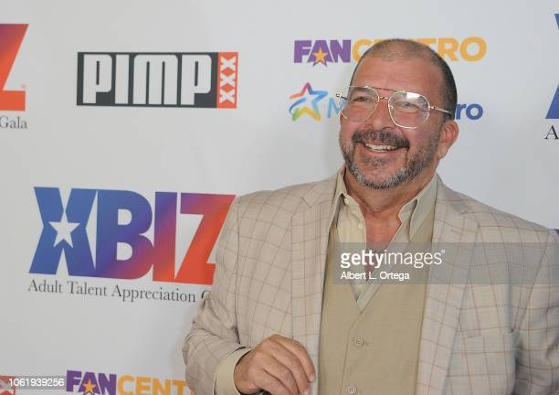 James Bartholet arrives for XBIZ Rise Adult Talent Appreciation Gala held at Exchange LA on November 14 2018 in Los Angeles California