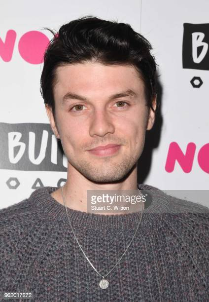 James Bay attends a BUILD London panel discussion on May 24 2018 in London England