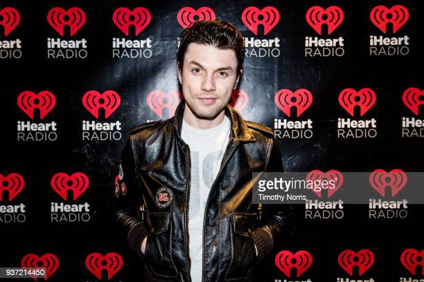 James Bay attends MYStage featuring James Bay in Concert at iHeartRadio Theater on March 23 2018 in Burbank California