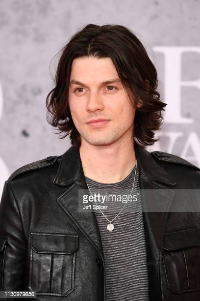 James Bay attends The BRIT Awards 2019 held at The O2 Arena on February 20 2019 in London England