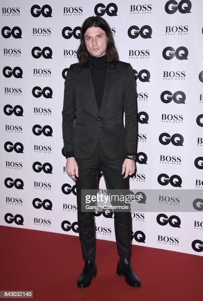 James Bay attends the GQ Men Of The Year Awards at the Tate Modern on September 5 2017 in London England