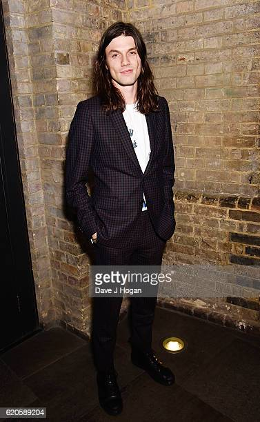 James Bay attends The Stubhub Q Awards 2016 at The Roundhouse on November 2 2016 in London England