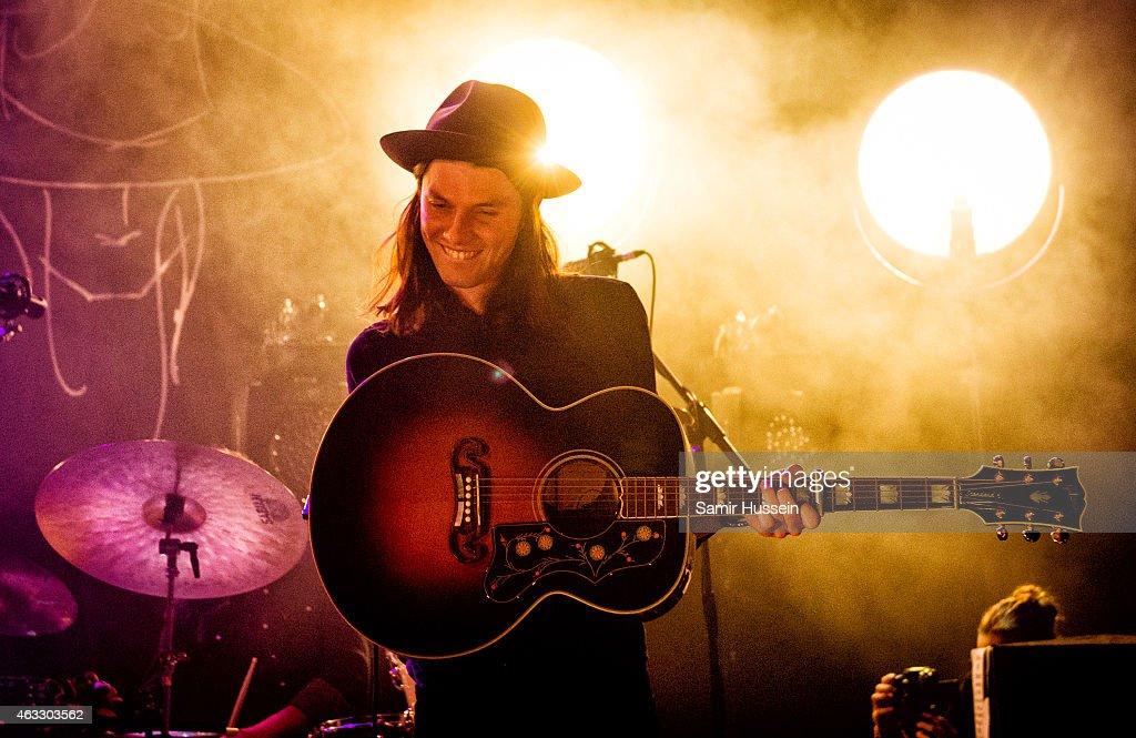 James Bay Performs At Koko : News Photo
