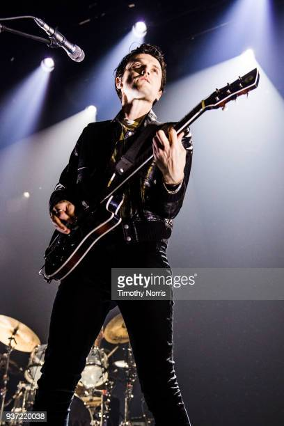 James Bay performs at MYStage at iHeartRadio Theater on March 23 2018 in Burbank California