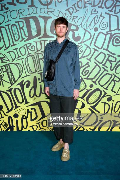 James Blake attends the Dior Men's Fall 2020 Runway Show on December 03 2019 in Miami Florida