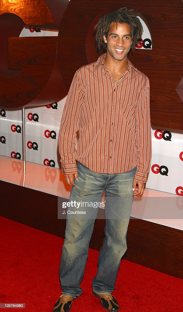 James Blake during GQ Celebrates September Debut Issue Under New Editor and Chief Jim Nelson at Hudson Studios in New York, New York, United States.