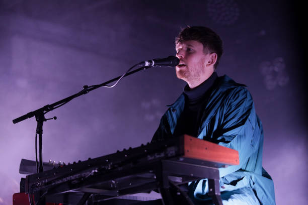 NZL: James Blake Performs in Auckland