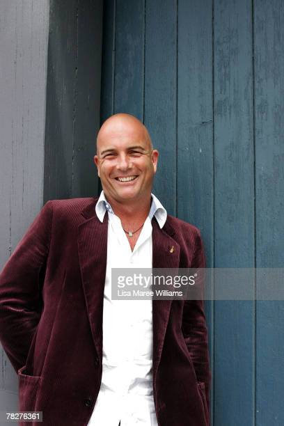 James Blundell attends the launch of the 36th CMAA Country Music Awards at Doltone House on December 6 2007 in Sydney Australia James Blundell is...