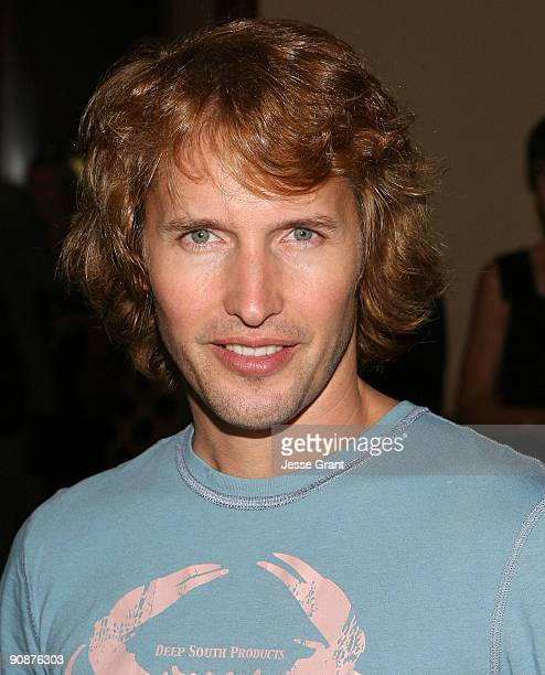 James Blunt arrives at The National Mutliple Sclerosis Society's 35th Annual Dinner Of Champions at the Hyatt Regency Century Plaza Hotel on...