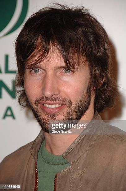 James Blunt during Global Green USA 3rd Annual PreOscar Celebration to Benefit Global Warming Arrivals at Avalon in Hollywood California United States