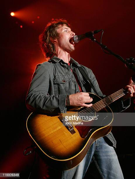 James Blunt during James Blunt in Concert at San Jose State University November 10 2006 at The Event Center in San Jose California United States
