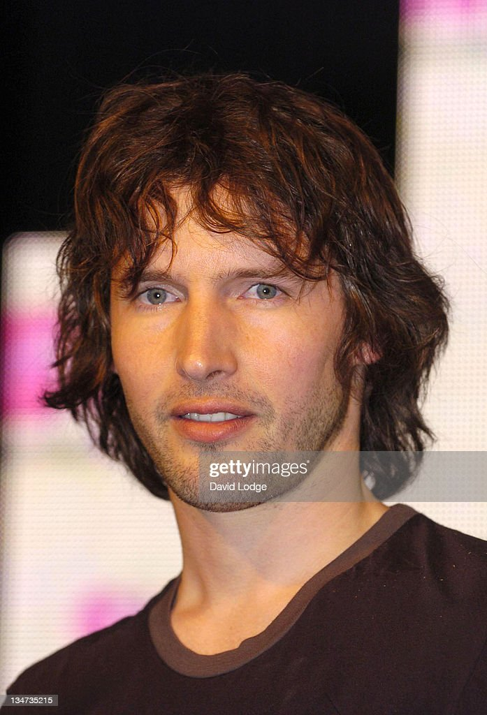 James Blunt In-Store Performance and Album Signing at HMV in London - May 31,
