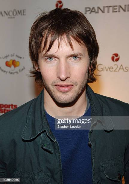 James Blunt during Petra Nemcova Hosts the 'Light of Heart' Gala to Benefit the Happy Hearts Fund at Cipriani's Wall Street in New York City New York...