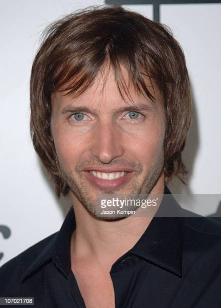 James Blunt during Warner Bros Records and Atlantic Records VMA AfterParty August 31 2006 at Buddakan in New York New York United States