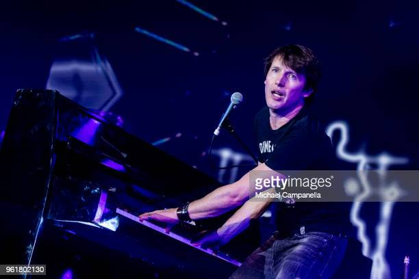 James Blunt performs during his 'The Afterlove' Tour at the Annexet on May 23 2018 in Stockholm Sweden