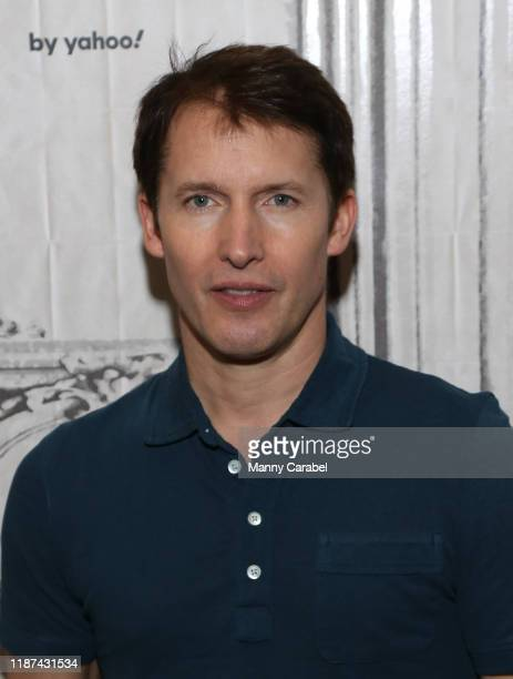 James Blunt visits Build Series to discuss his new album Once Upon a Mind at Build Studio on November 13 2019 in New York City