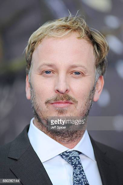 James Bobin attends the European premiere of Alice Through The Looking Glass at Odeon Leicester Square on May 10 2016 in London England