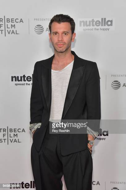 James Bort attends the Shorts Program Rise of a Star during the 2018 Tribeca Film Festival at Regal Battery Park 11 on April 21 2018 in New York City