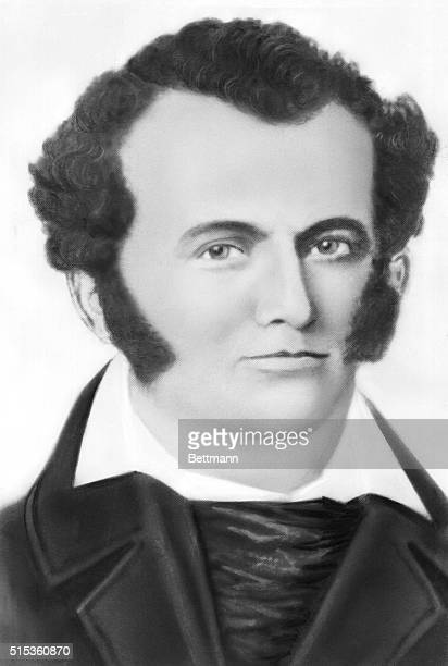 James Bowie American soldier and inventor of Bowie knife