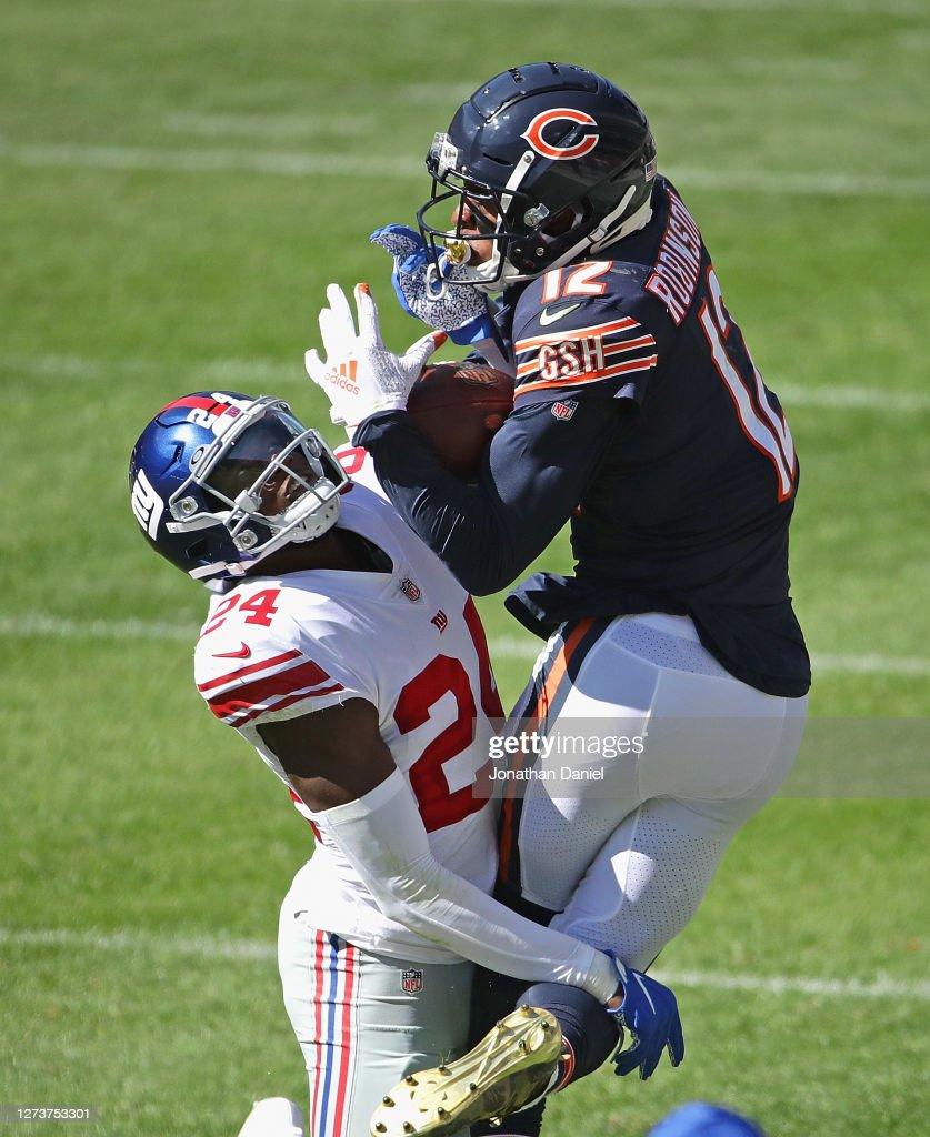 New York Giants v Chicago Bears : ニュース写真