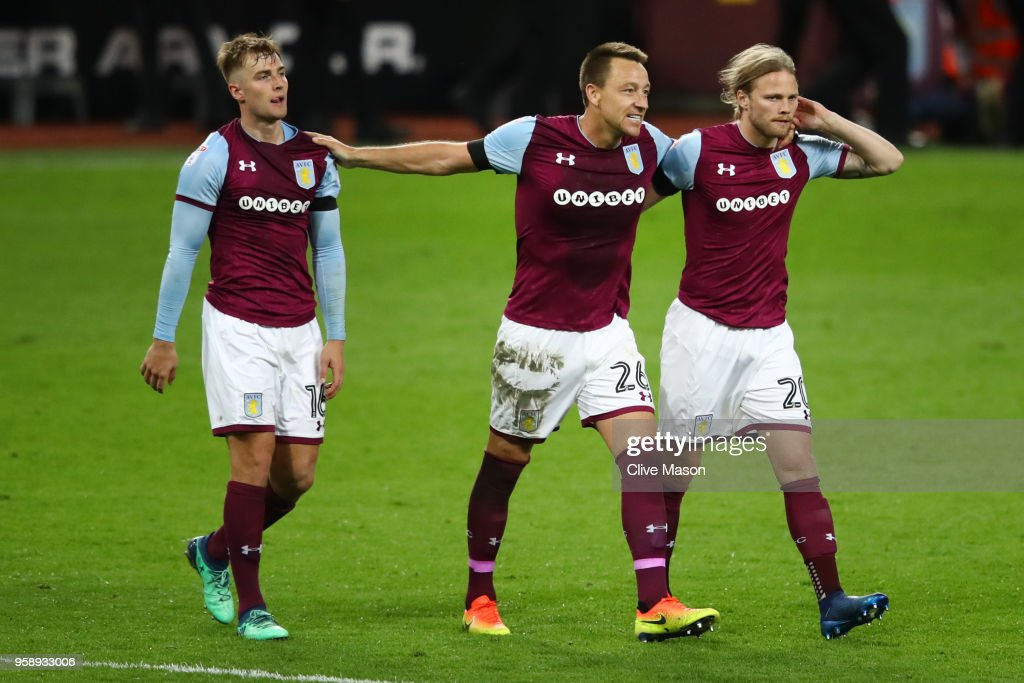 Aston Villa v Middlesbrough - Sky Bet Championship Play Off Semi Final:Second Leg