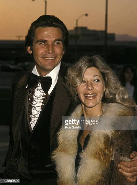 James Brolin and wife Jane Cameron Agee during 2nd Annual People's Choice Awards at Santa Monica Civic Auditorium in Los Angeles California United...