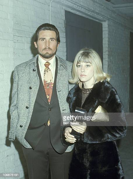 James Brolin and Wife Jane Cameron Agee during James Brolin and Jane Cameron Agee at The Copacabana in New York City March 1 1971 at Copacabana in...