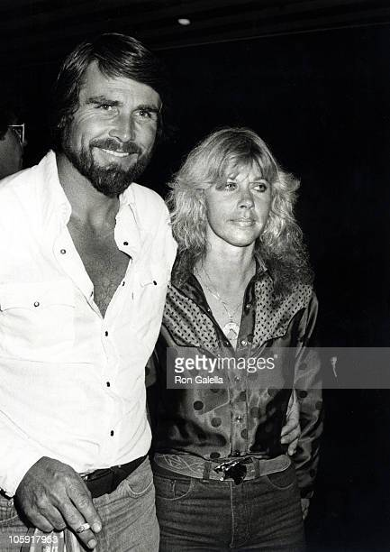 James Brolin and wife Jane Cameron Agee during Kenny Rogers After Party at Beverly Hills Hotel in Beverly Hills California United States