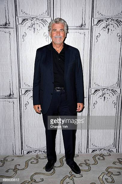 James Brolin attends AOL BUILD Presents: James Brolin at AOL Studios In New York on November 3, 2015 in New York City.
