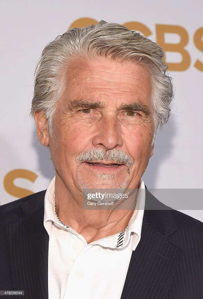 James Brolin attends the 2015 CBS Upfront at The Tent at Lincoln Center on May 13, 2015 in New York City.