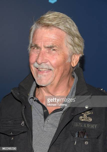 James Brolin attends the 20th Century Fox 2018 LA Screenings Gala at Fox Studio Lot on May 24 2018 in Century City California