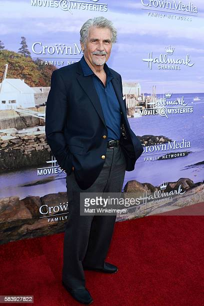 James Brolin attends the Hallmark Channel and Hallmark Movies and Mysteries Summer 2016 TCA press tour event on July 27, 2016 in Beverly Hills,...