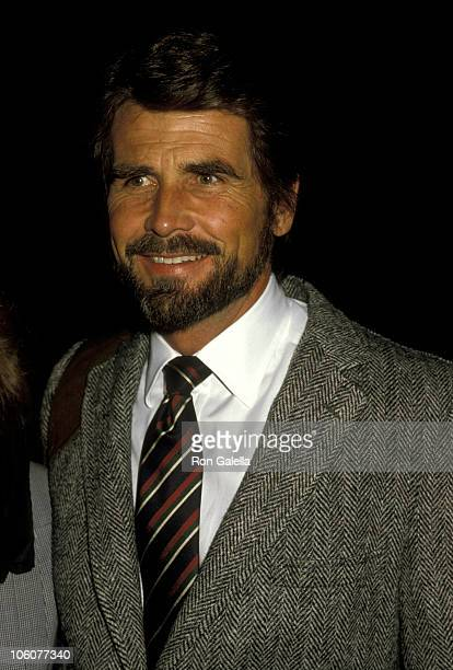 """James Brolin during Opening Performance of """"Nine"""" at Dorothy Chandler Pavilion in Los Angeles, California, United States."""