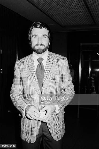 James Brolin leaving a hotel circa 1970 New York