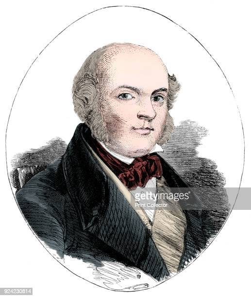 James Bruce Lord Elgin 19th century British colonial administrator and diplomat Illustration from The life and times of Queen Victoria by Robert...