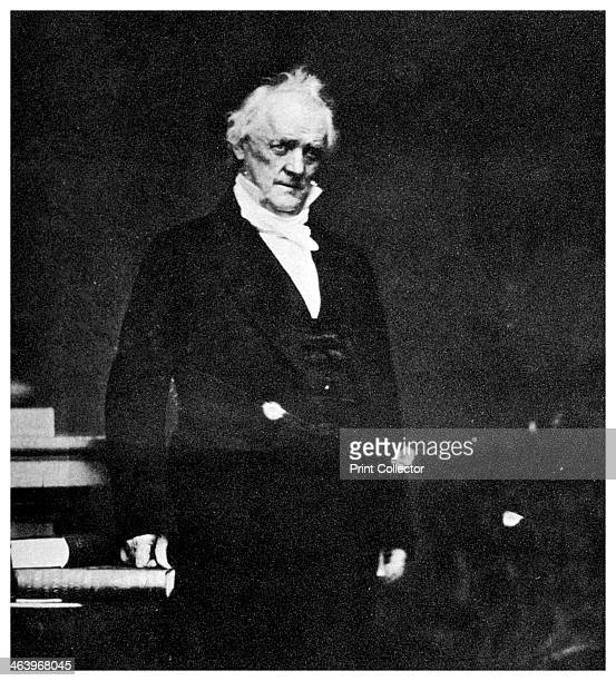 James Buchanan 15th President of the United States c1860 Buchanan was president from 1857 until 1861 His presidency saw the issue of slavery dominate...