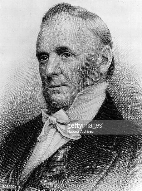James Buchanan fifteenth President of the United States who served from 1857 to 1861