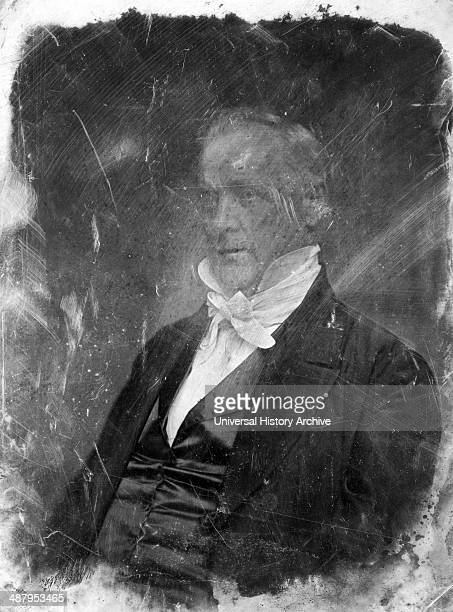 James Buchanan halflength portrait of the President of the United States by Mathew Brady ca 18231896 Published [between 1844 and 1860]