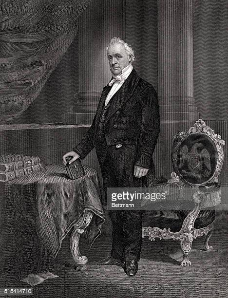 James Buchanan was the 15th President who held office from 18571861 President Buchanan was the only president who never married and he tried...