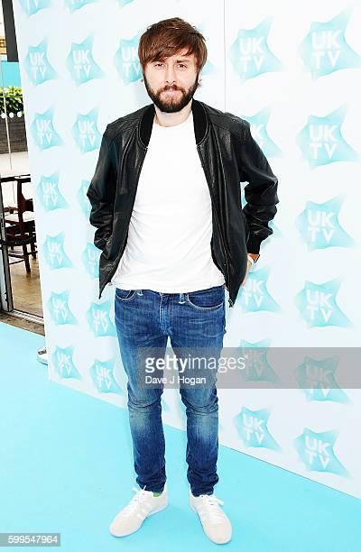 James Buckley attends UKTV Live 2016 at BFI Southbank on September 6 2016 in London England