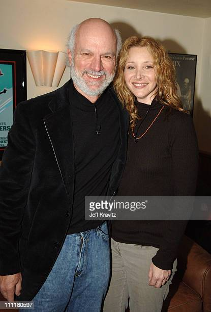 James Burrows and Lisa Kudrow during 2006 US Comedy Arts Festival Aspen Seen Around Town March 11 2006 in Aspen Colorado United States