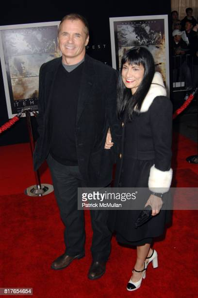 James C. Burns and Nancye Ferguson attend The Tempest World Premiere at El Capitan Theatre on December 6, 2010 in Hollywood, California.