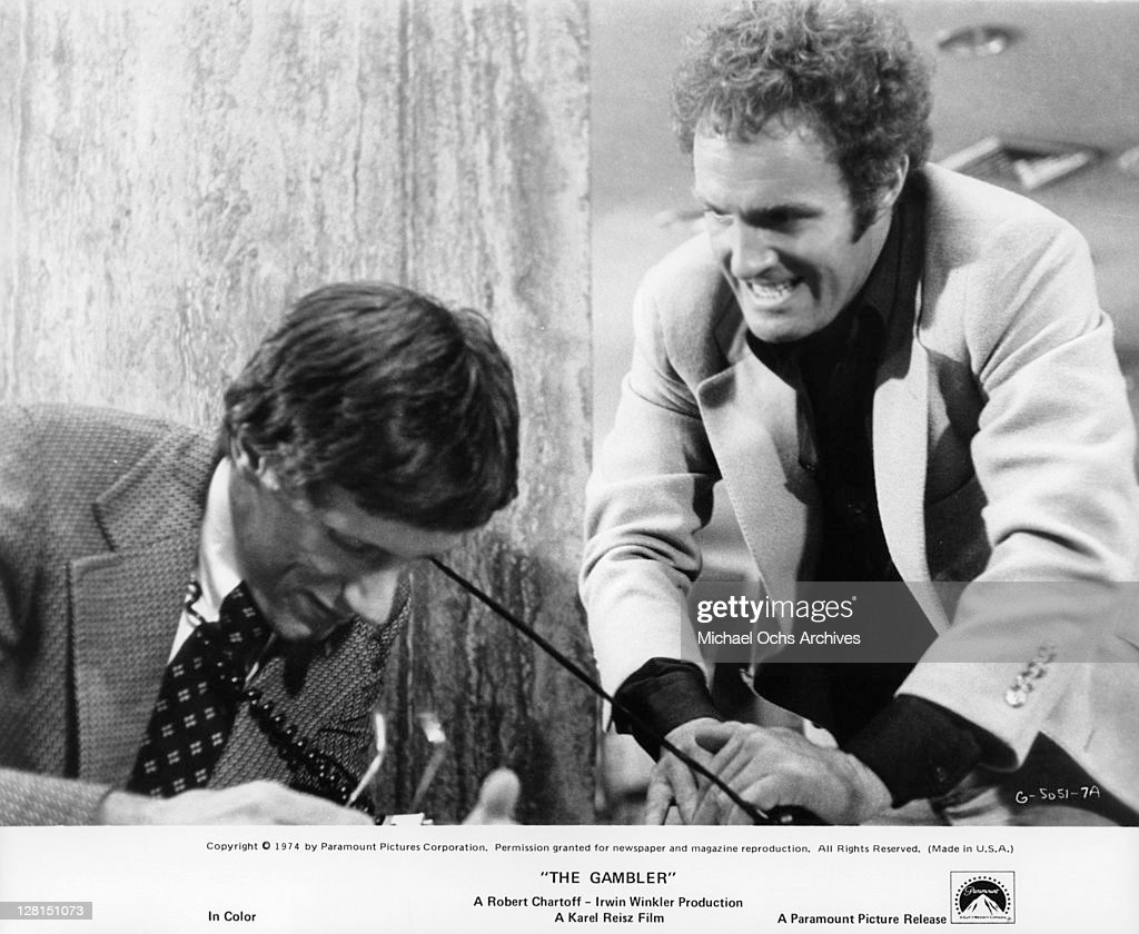 James Woods And James Caan In \'The Gambler\' Pictures | Getty Images