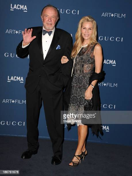 James Caan arrives at the LACMA 2013 Art Film Gala at LACMA on November 2 2013 in Los Angeles California