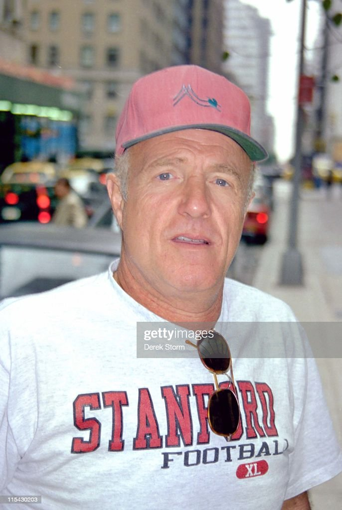 James Caan sighting at the Four Seasons Hotel - June 28, 1995