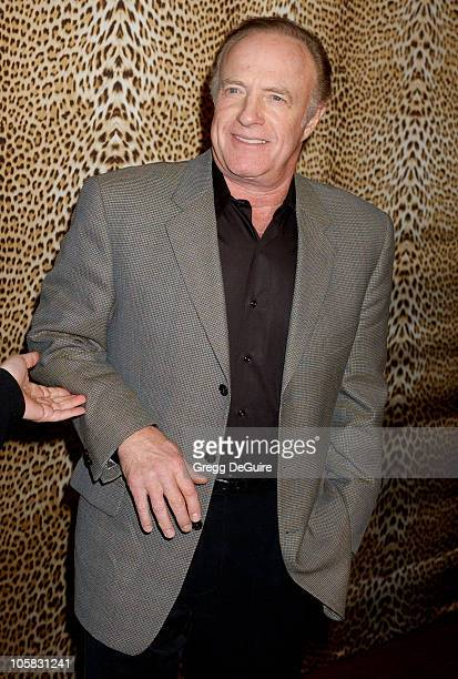 James Caan during Roberto Cavalli Beverly Hills Store Opening at Roberto Cavalli in Beverly Hills California United States