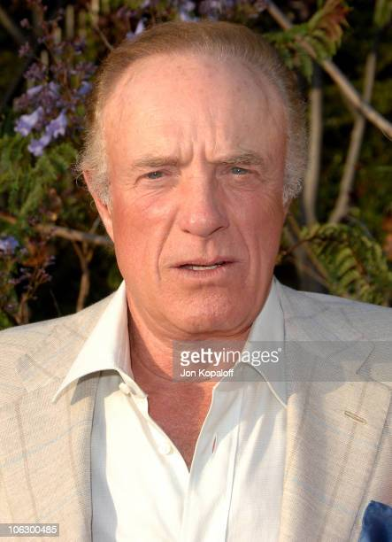 James Caan during Sixth Annual Chrysalis Butterfly Ball Arrivals at Home of Susan Harris Hayward Kaiser in Mandeville Canyon California United States
