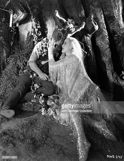 James Cagney and Anita Louise in A Midsummer Night's Dream