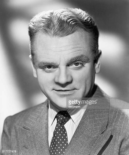 James Cagney publicity still from the 1940s
